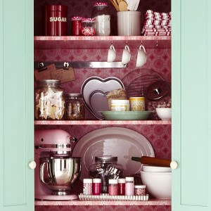 Kitchen Storage Armoire