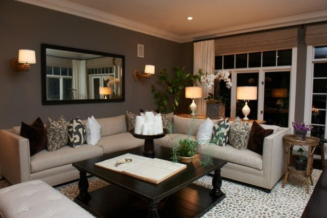 Cozy Contemporary Living Es Make Your Great Room Feel Cozy