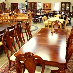 Dining Sets at Upscale Consignment