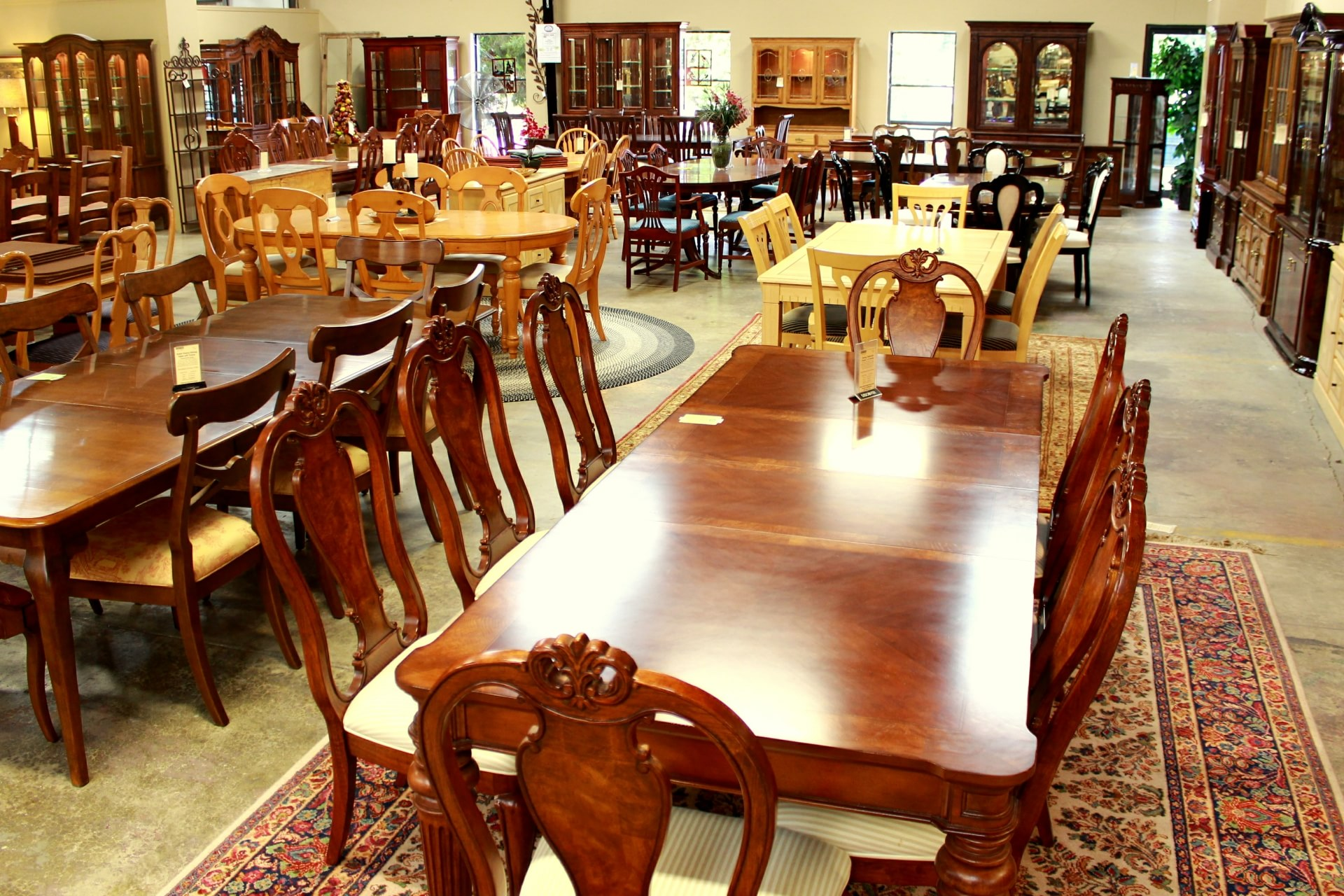 choosing a dining table upscale consignment e 35 modern dining room furniture set ultra upscale dining