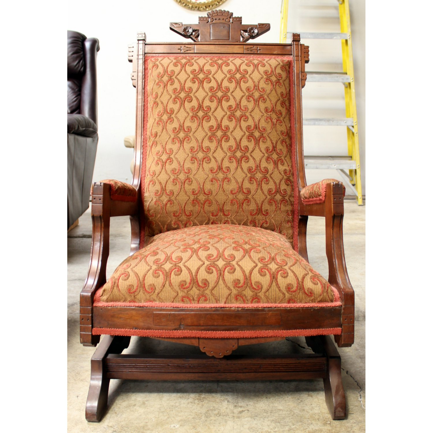 Antique upholstered rocking chairs - Heritage Furniture Antique Rocking Chair Guide To Buying Stylish Accent Chairs