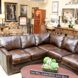 Come in and experience the difference at Upscale Consignment Home & Decor
